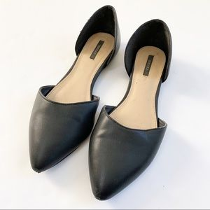 3 for $25 - Black Forever 21 Pointed Flats